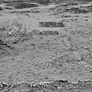 Crackaig Mull field wall