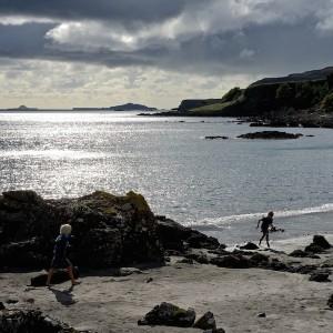 Mull beaches August