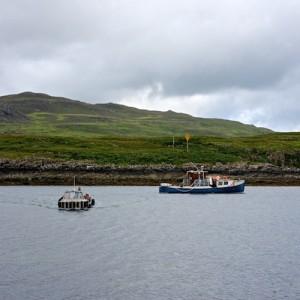 The Ulva ferry Mull