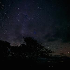 Milky Way Mull Treshnish