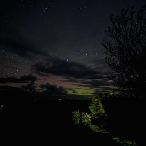 Mull Aurora Borealis 2014