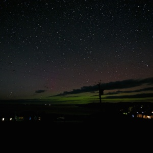 Mull night skies Treshnish