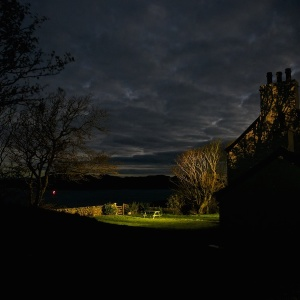 Mull night skies Treshnish cottages