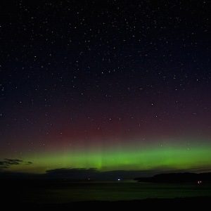 Mull night skies aurora