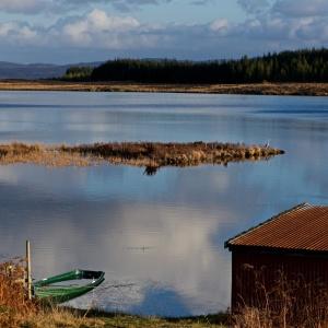 December Mull lochs
