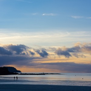 Mull cottages beaches winter