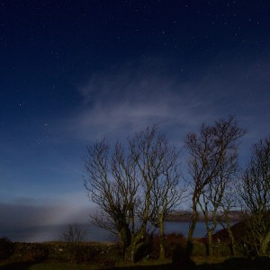End moonbow Mull cottages