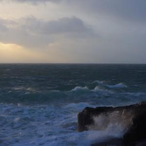 Winter storm Tiree