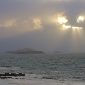Treshnish Isles winter photography