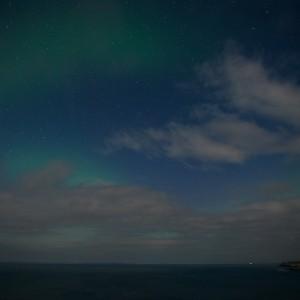 aurora mull night bright moon