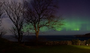 aurora winters night camera mull