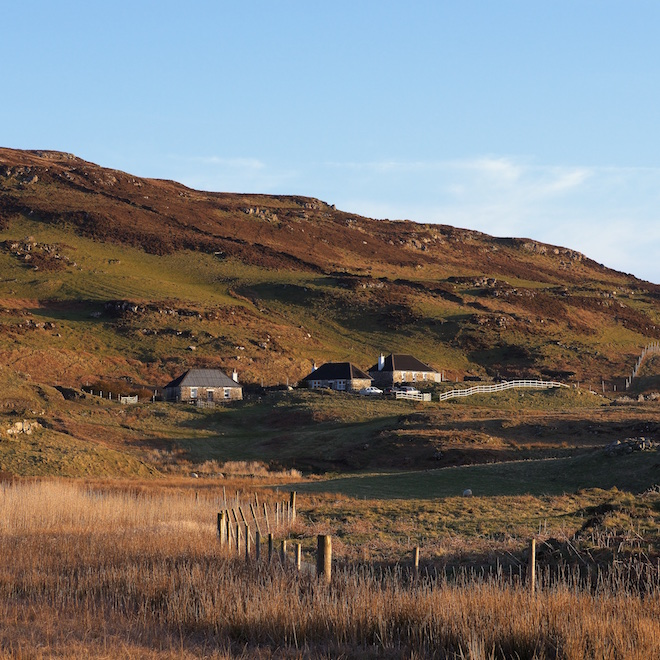 Cottages Mull evening sun 2017 bookings