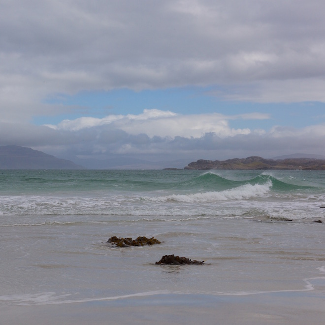 Iona day out Treshnish Cottages Mull