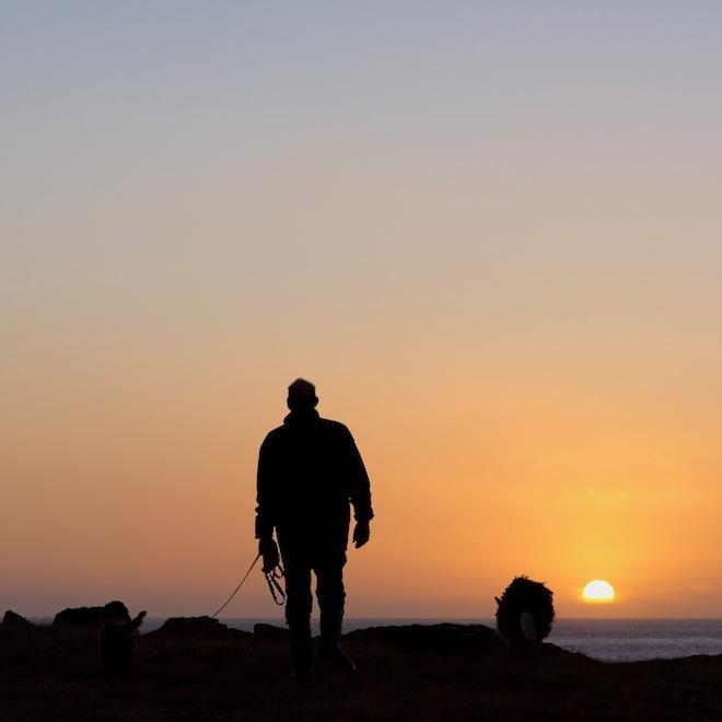 Treshnish Headland Mull top 5 walks sunset