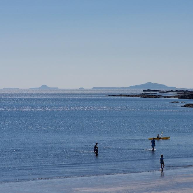 top 5 walks Mull Kilninian beach
