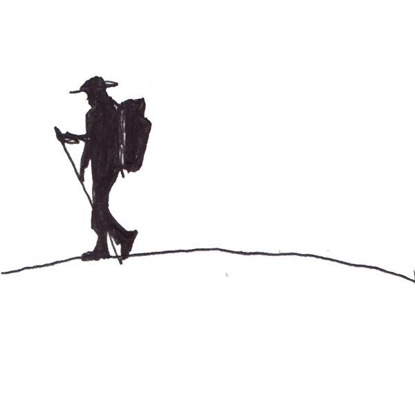 Treshnish Mull - walkers