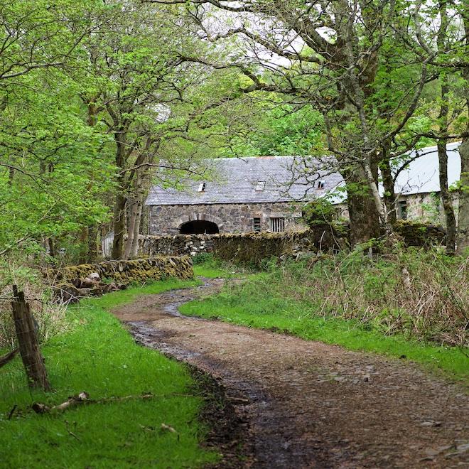 Treshnish Cottages best Mull day trip Ulva circuit walk