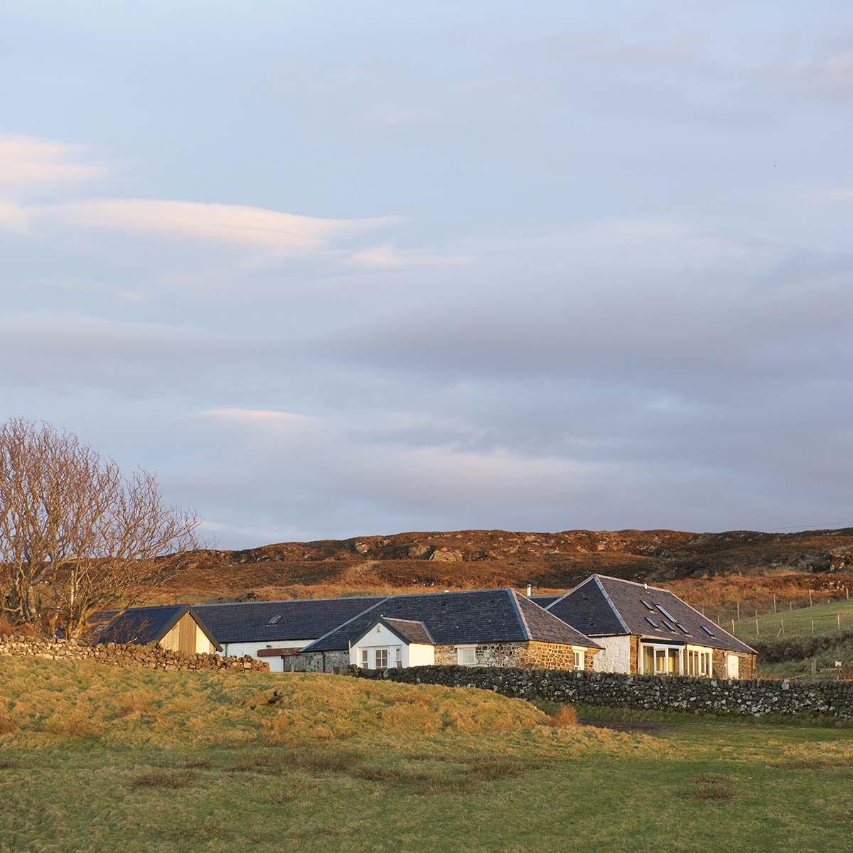 Treshnish, Mull, self-catering, cottages