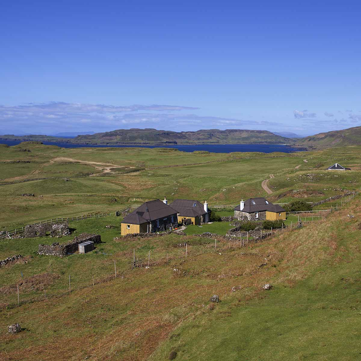 Treshnish, Mull, self-catering, Haunn Cottages
