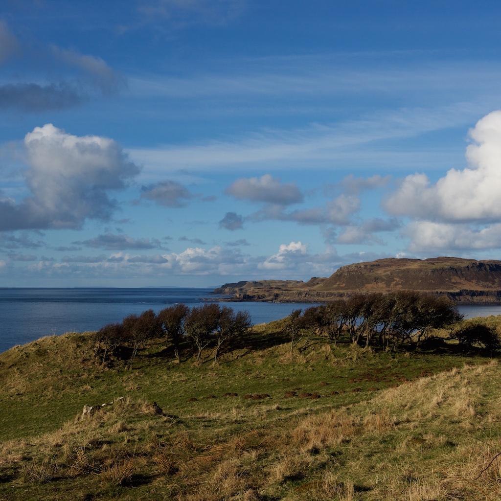 Top eco-friendly cottages Scotland Treshnish Mull