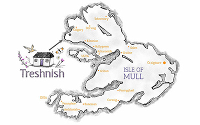 Treshnish, discover Mull activities