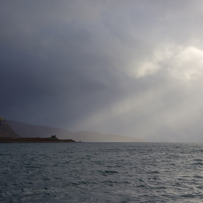 Mull self catering cottages