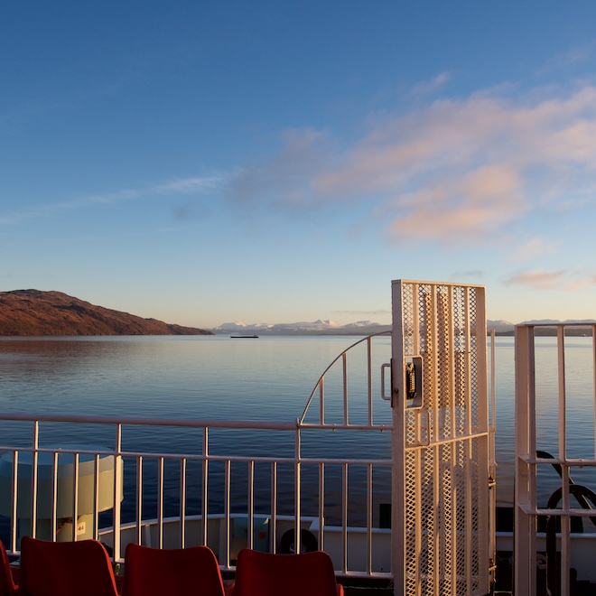 alternative mull journeys treshnish cottages loch linnhe