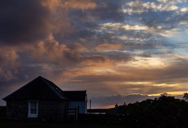 Treshnish-treasures-Mull-sunset
