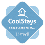 We're listed on CoolStays