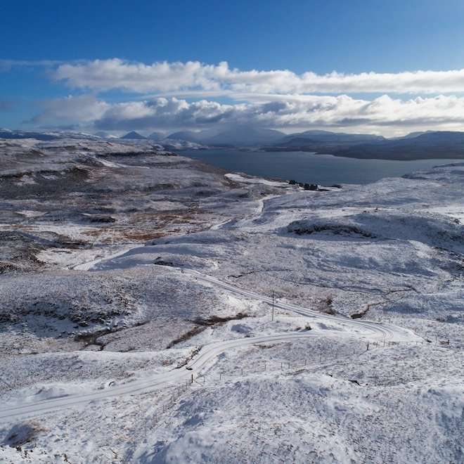 winter breaks on mull how best to prepare loch tuath view