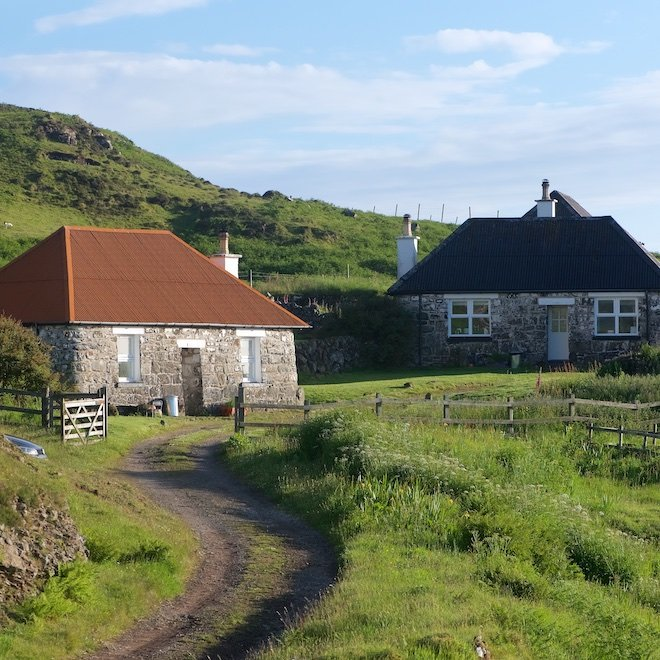About Treshnish Cottages Isle of Mull