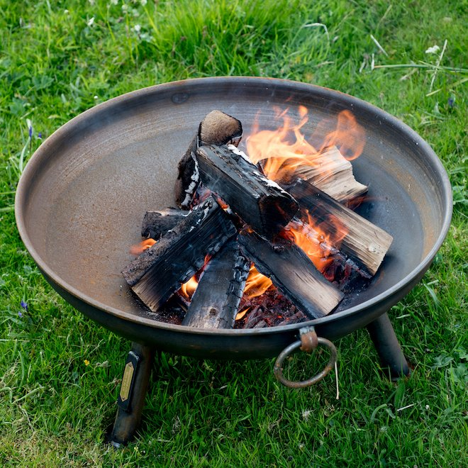 family holidays at treshnish firepit mull